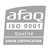 Acti Huissiers Nancy  : certifiée ISO 9001 ; démarche de qualité au bénéfice de ses clients